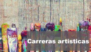 carreras de arte