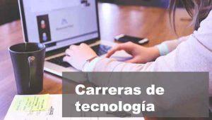 carreras tecnologicas